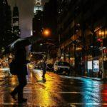 Витрина, улица, фонарь…